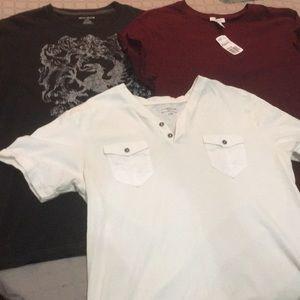 Men's tops Bundle /Large
